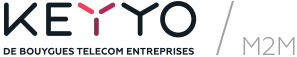 Logo Keyyo Business - Fixe - Mobile - Internet