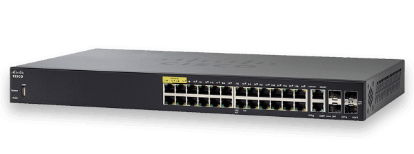 Switch Cisco série 300 24 ports