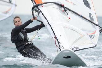 Keyyo sponsorise la windsurfeuse Jeanne Penfornis