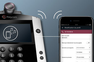 Pack Convergence Keyyo, option Standard mobile et numéros virtuels