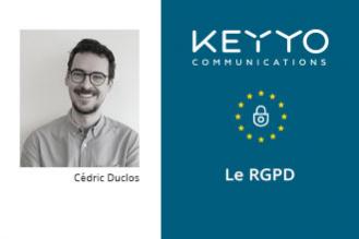 Le RGPD chez Keyyo : interview de Cédric Duclos