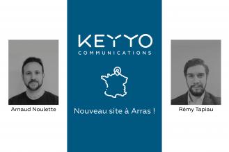 Le nouveau site d'Arras : Interview d'Arnaud Noulette et Remy Tapiau